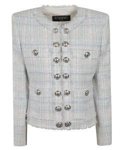7c2f99406c47 Многоцветные Женские Пиджаки И Костюмы Balmain®: 10+ моделей   Stylemi